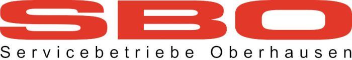 SBO - Servicebetriebe Oberhausen - Logo